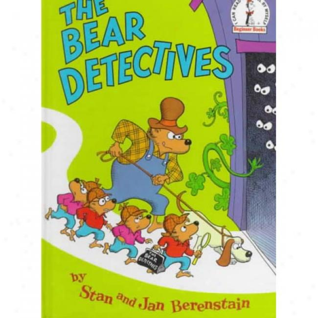 The Bear Detectives: The Case Of The Missing Pumpkin By Stan Berenstain, Isbn 0394831276
