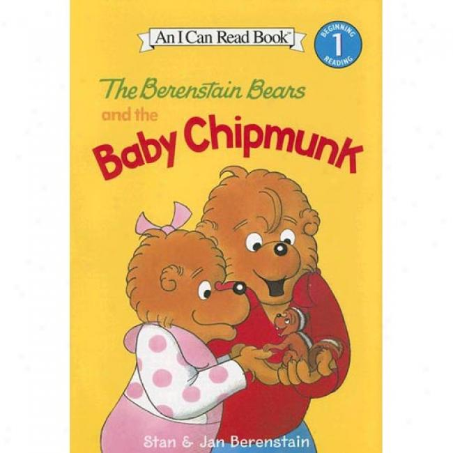 The Berenstain B3ars Anr The Baby Chipmunk