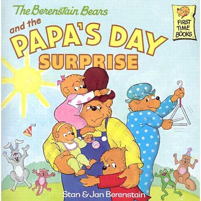 The Berenstain Bears And The Papa's Day Raost By Stan Berenstain, Isbn 037581129x