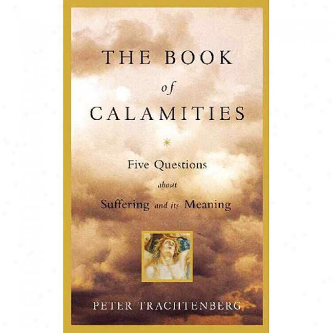 The Work Of Calamities: Five Questions About Suffering And Its Meaning