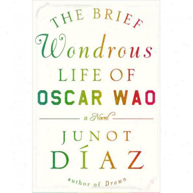 The Brief Wondrous Life Of-Oscar Wao