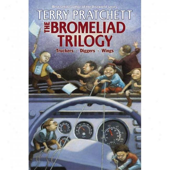 The Bromeliad Trlogy By Terry Pratchett, Isbn 0060094931