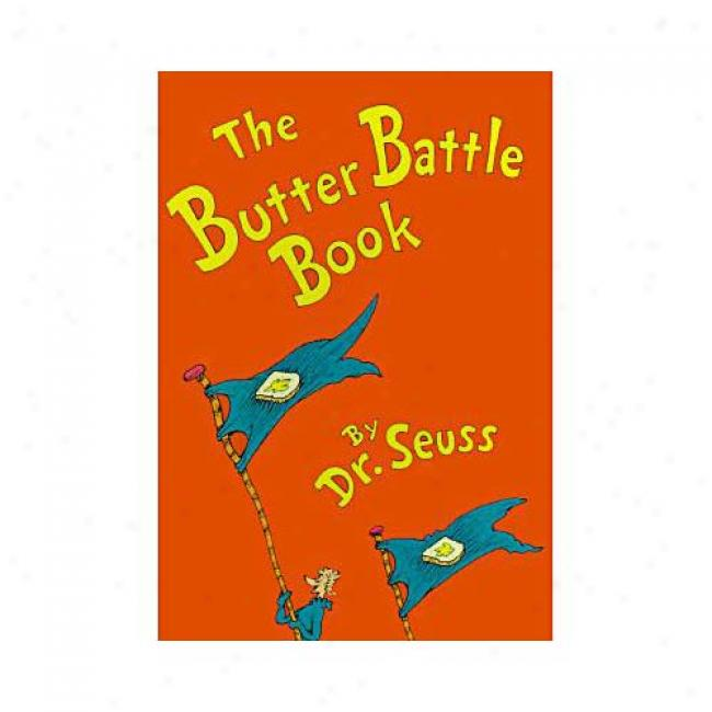 The Butter Contend Book By Dr Seuss, Isbn 03948658O4