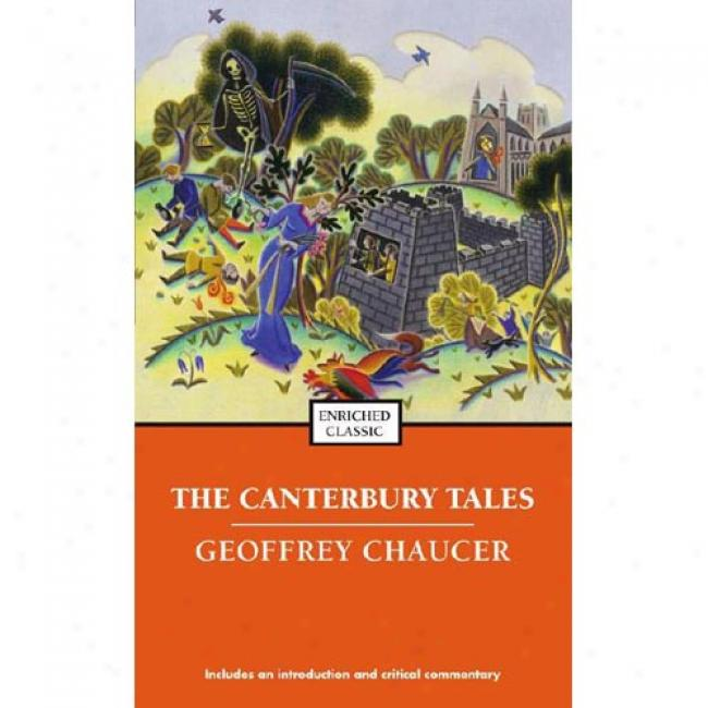 The Canterbury Tales By Geoffrey Chaucer, Isbn 0671727699