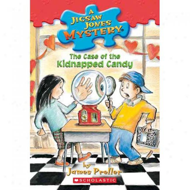 The Case Of The Kidnapped Candy