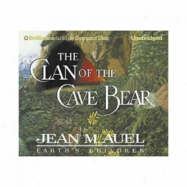 The Clan Of The Cave Bear At Jean M. Auel, Isbn 1590860861