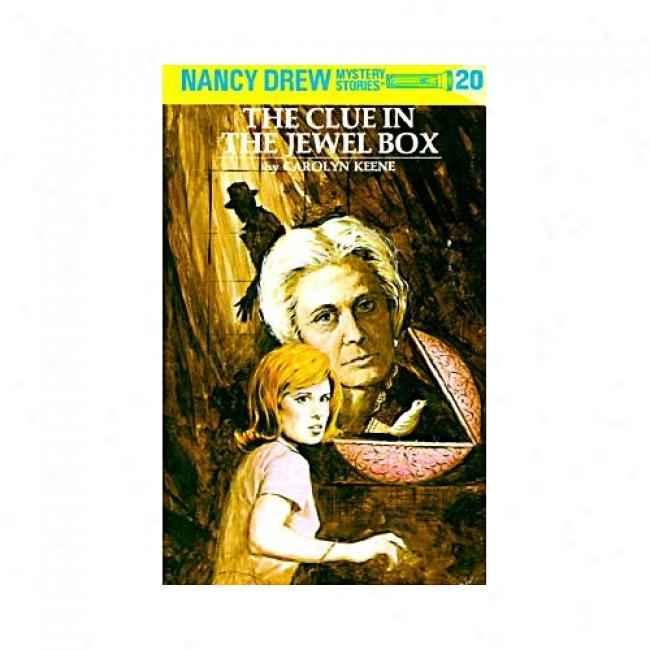 The Clue In The Jewel Box By Carolyn Keene, Isbn 0448095203
