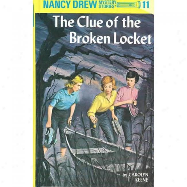The Clue Of The Broken Locket By Carolyn Keene, Isbn 0448095114