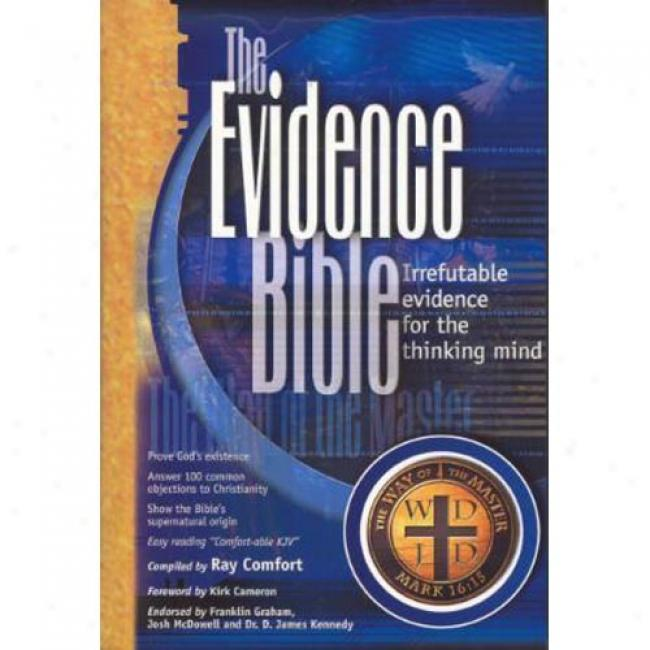 The Fulfil Evidence Bible By Ray Comfort, Isbn 0882709054