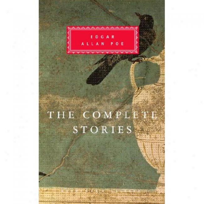 The Complete Stories By Edgar Allan Poe, Isbn 0679417400