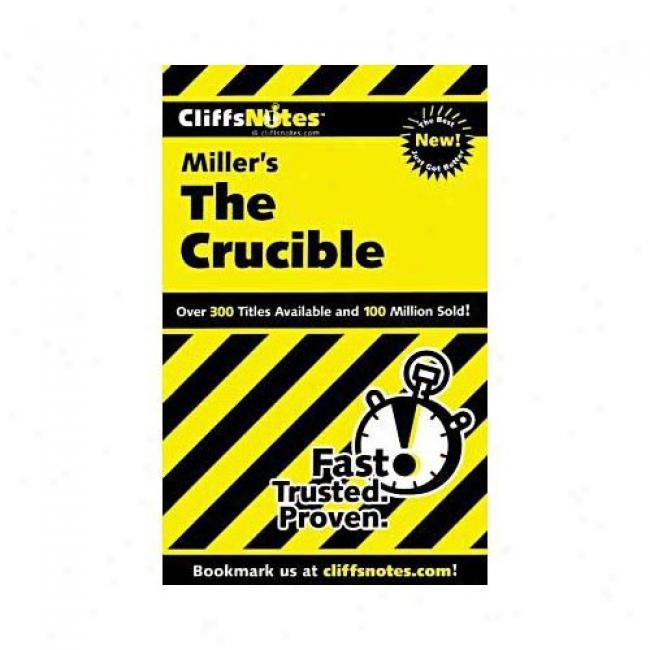 The Crucible By Jennifer L. Scheidt, Isbn 0764585886