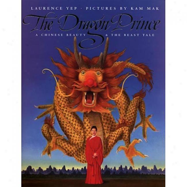 The Dragon Prince By Laurence Yep, Isbn 0064435180