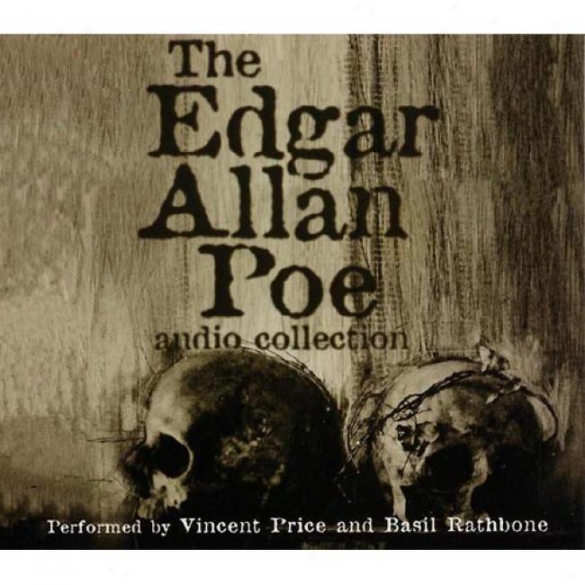 The Edgar Allan Poe Collection By Edgar Allan Poe, Isbn 069452410