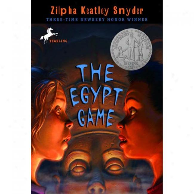 The Egypt Game By Zilpha Keatley Snyder, Isbn 0440422256