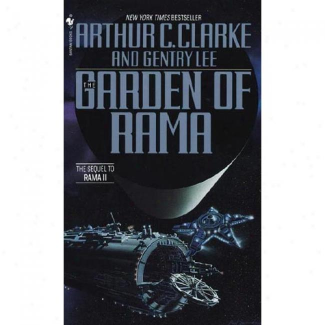 The Garden Of Rama By Arthur Charles Clarke, Isbn 0553298178