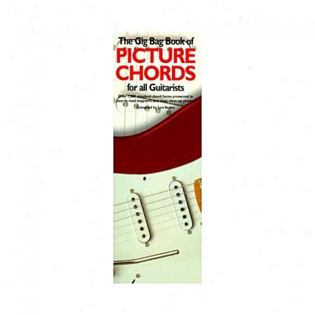 The Gig Bag Book Of Picture Chords By Len Vogler, Isbn 0825614864