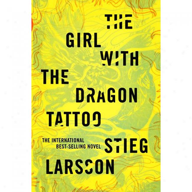 The Girl With The Dragon Ttatoo