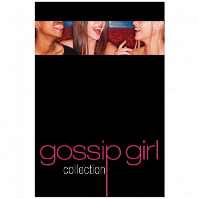 The Gossip Girl Assemblage By Cecily Von Ziegesar, Iebn 0316722715