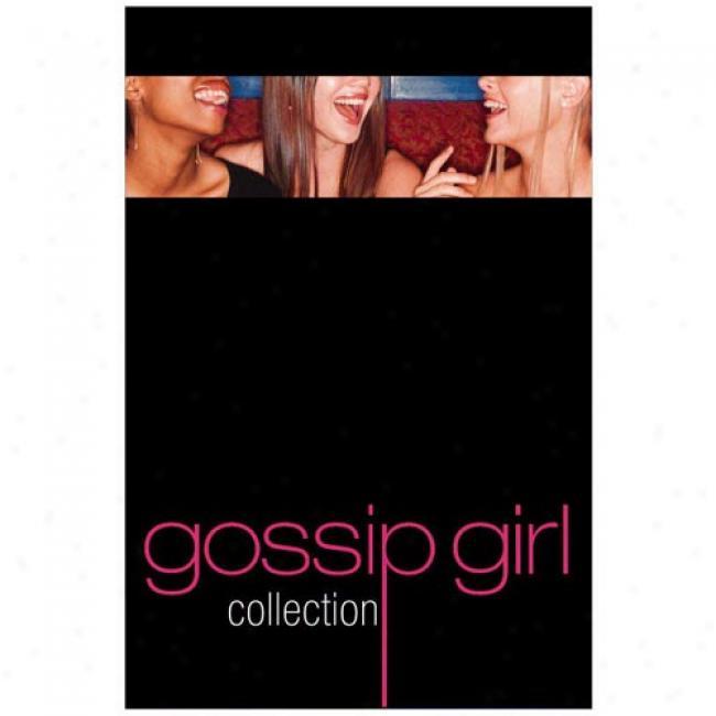 The Gossip Girl Assemblage By Cecily Von Ziegesar, Iebn 0316722715