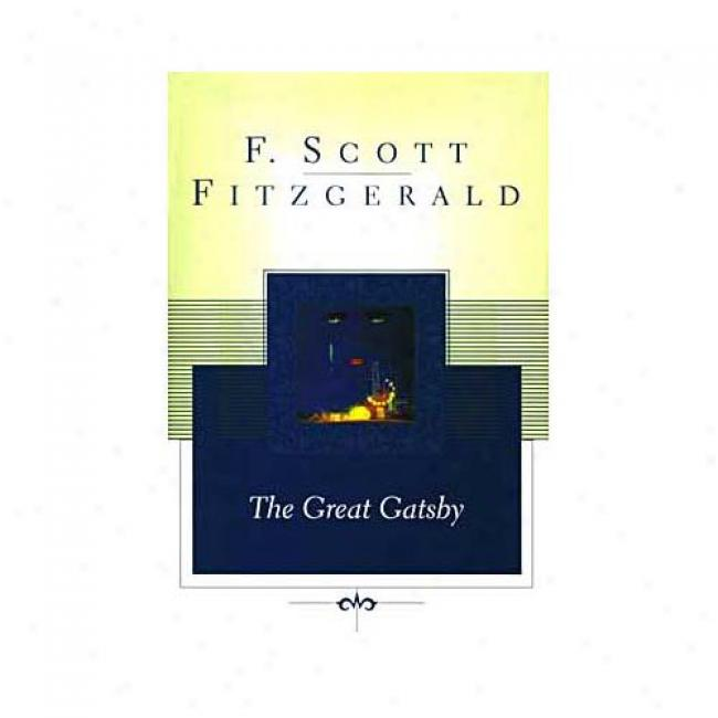 The Great Gatsby By F. Scott Fitzgerald, Isbn 0684830426