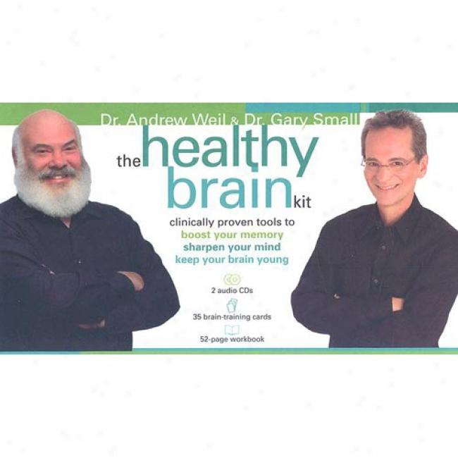 The Healthy Brain Violin: Clinically Proven Tools To Boost Your Memory, Sharpen Your Mind, And Continue Your Brain Young [with 35 Brain-training Cards And 2