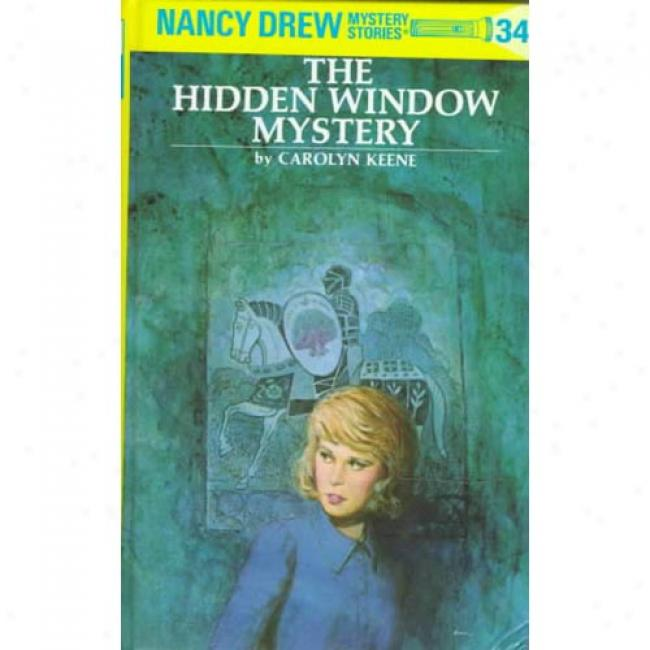 The Hidden Wineow Mystery By Carolyn Keene, Isbn 0448095343