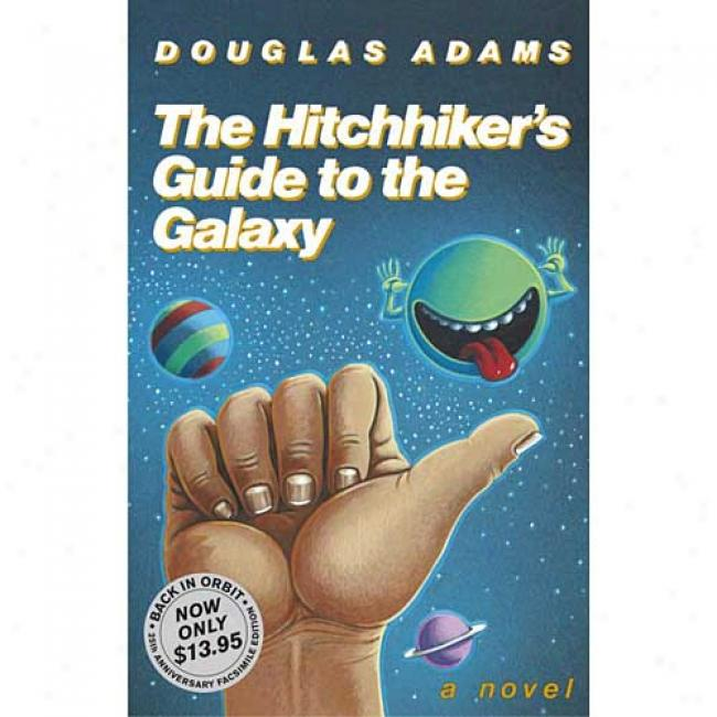 The Hitchhiker's Clew T The Galaxy 25th Ajniversary Edition