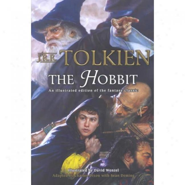 The Hobbit By J. R. R. Tolkien, Isbn 0345445600