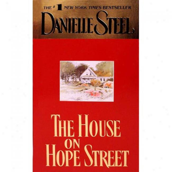 The House On Hope Street By Danielle Steel, Isbn 0440237009