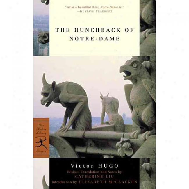 The Hunchback Of Notre Dame By Victor Hugo, Isbn 0679642579