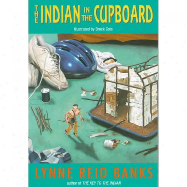 The Indian In The Cupboard By Lynne Reid Banks, Isbn 0380600129