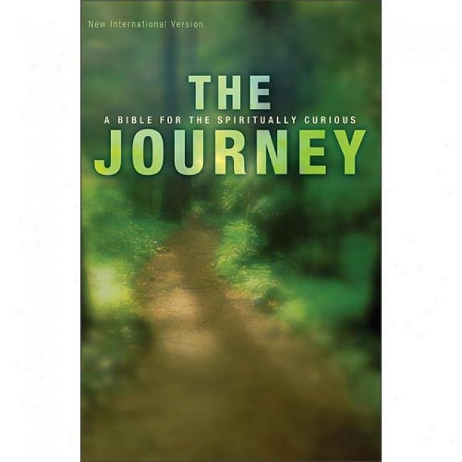 The Journey Bible By Judson Poling, Isbn 031092023x