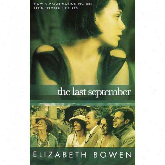 The Last September By Elizabeth Bowe,n Isbn 0385720l49