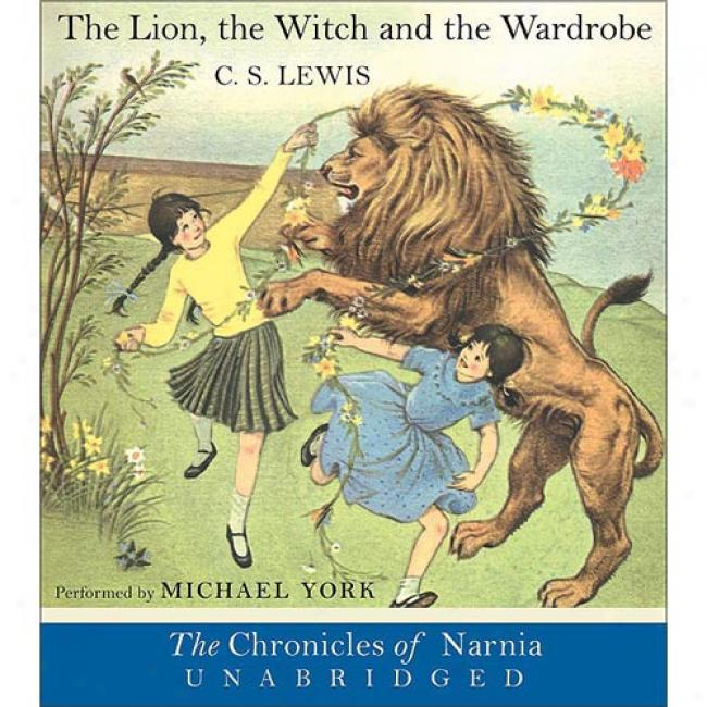 The Lion, The Witch And The Wardrobe By C. S. Lewis, Isbn 0694524786