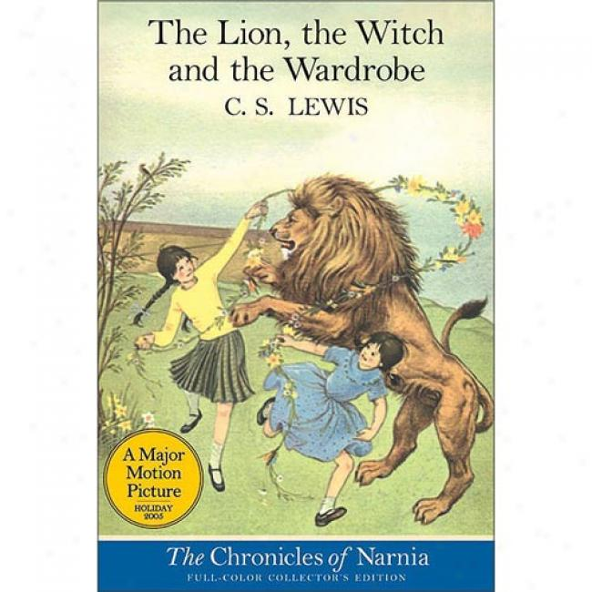 The Lion, The Witch And The Wardrobe By C. S. Lewis, Isbn 0064409422