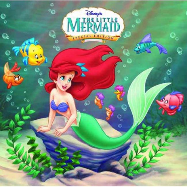 The Little Mermaid By Stephanie Calmenson, Isbn 0736421289