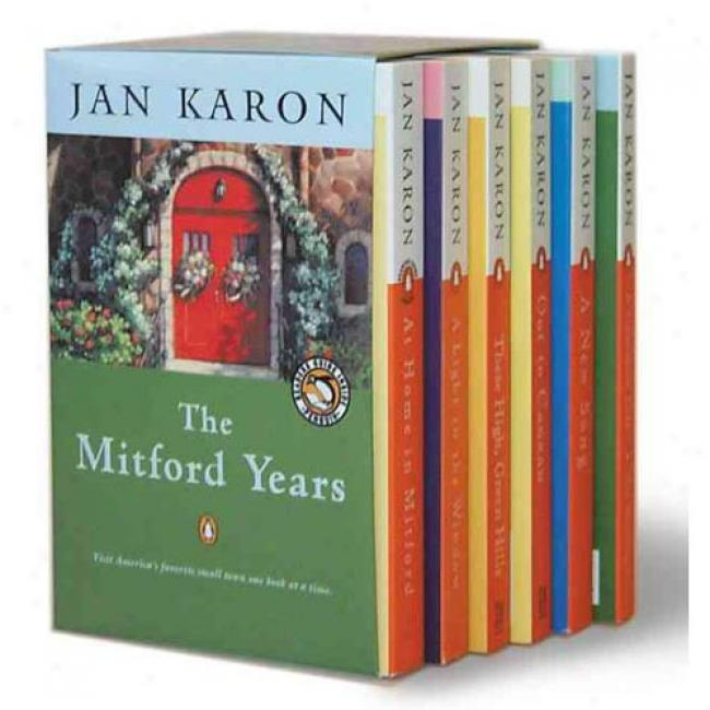 The Mitford Years Set: Volumes 1-6 By Jan Karin, Isbn 0147717795