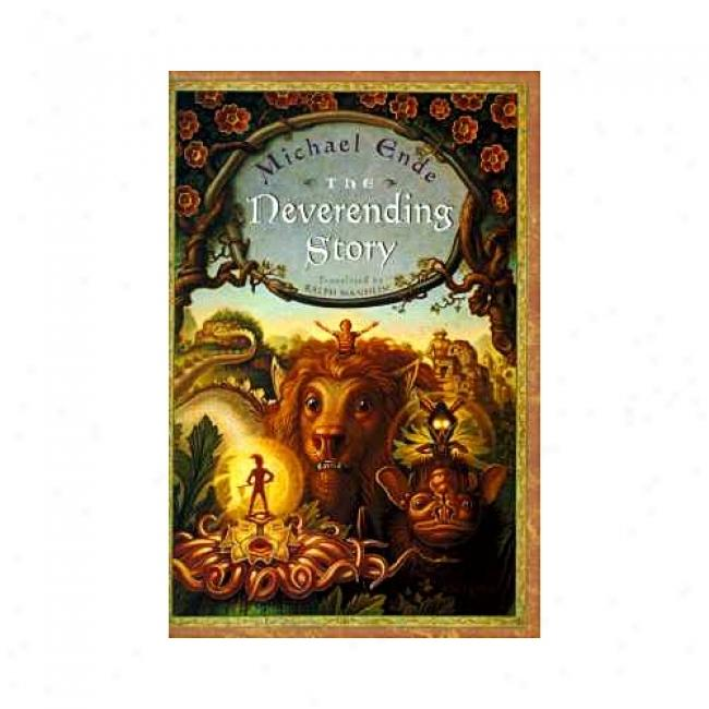 The Neverending Story By Michael Ende, Isbn 0525457585