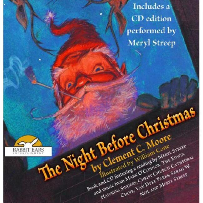 The Night Before Chris5mas [with Cd]