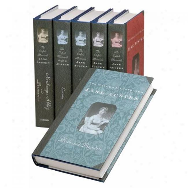 The Novels Of Jane Austen By Jane Austen, Isbn 0192547070