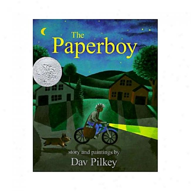 The Paperboy By Dav Pilkey, Isbn 0531095061