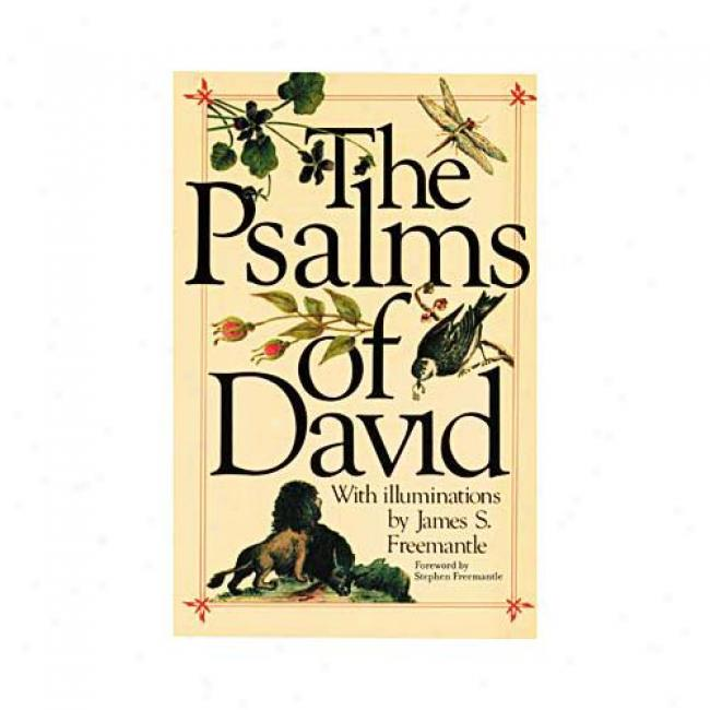 The Psalms Of David By James S. Freemantle, Isbn 0689013120