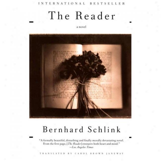 The Reader By Bernhard Schlink, Isbn 0375707972