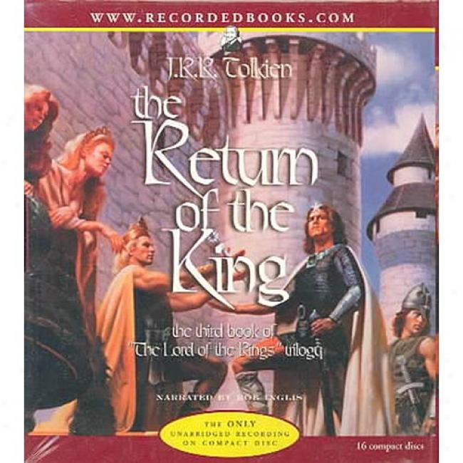 The Return Of The King: Book Three Of The Lord Of The Rings By J. R. R. Tolkien, Isbn 0788789848