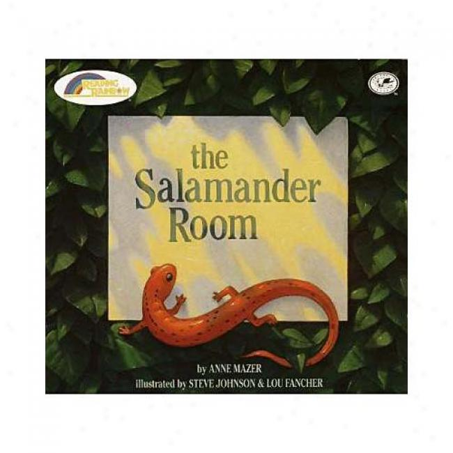The Salamander Room By Anne Mazer, Isbn 0679861874
