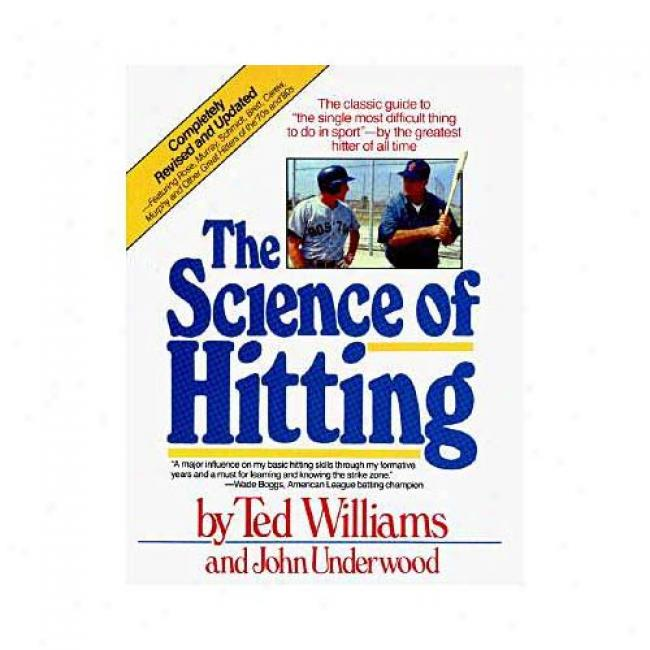 The System of knowledge Of Hitting By Ted Williams, Isbn 0671621033