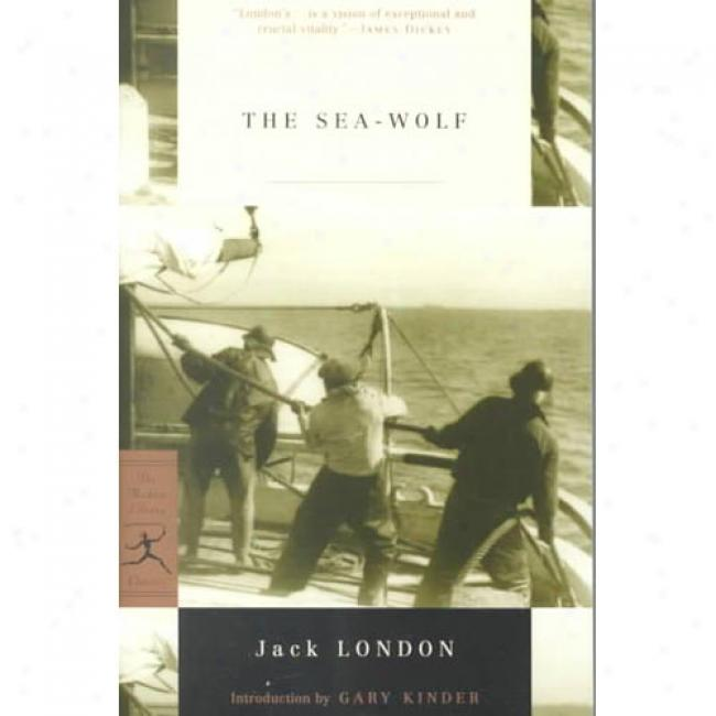 the sea wolf essay An essay is presented on the death of villain wolf larsen in the novel the sea-wolf, by jack london the nature of humankind depicted in the novel is said to be highlighted in the five deaths of larsen.