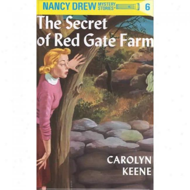 The Secret Of Red Gate Let out  By Carolyn Keene, Isbn 0448095068
