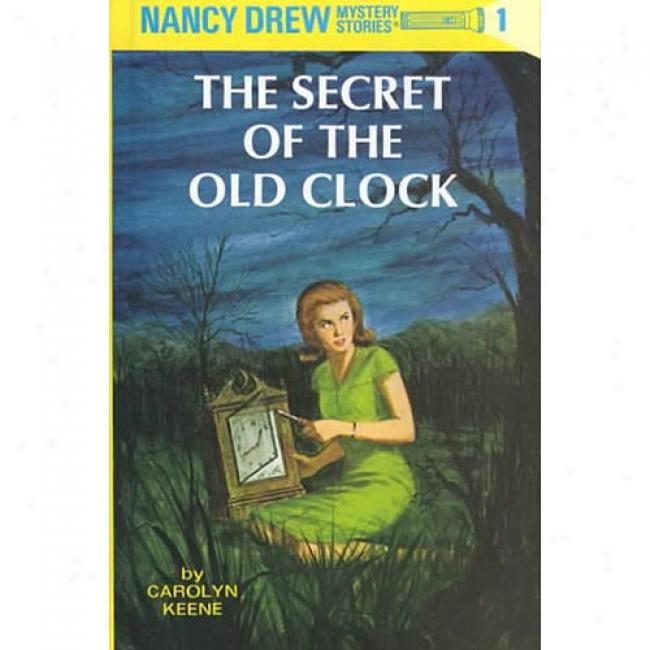 The Secret Of The Old Clock By Carolyn Keene, Isbn 0448095017