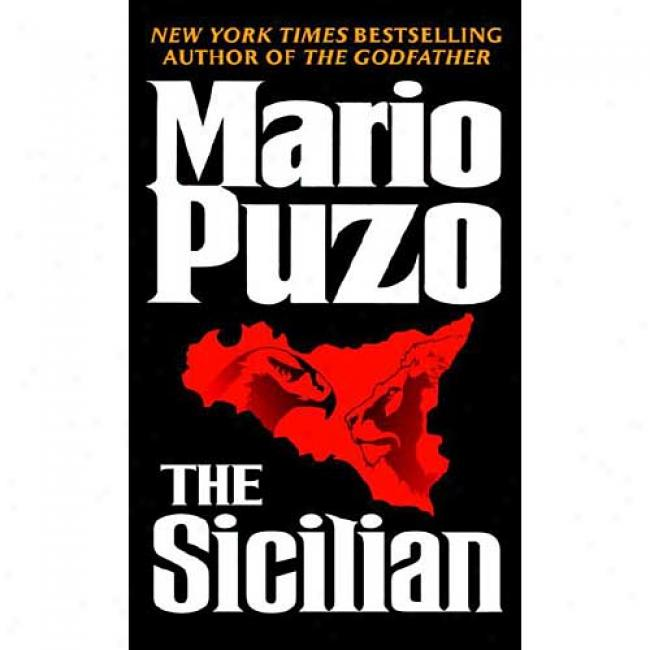 The Sicilian Along Mario Puzo, Isbb 0345441702